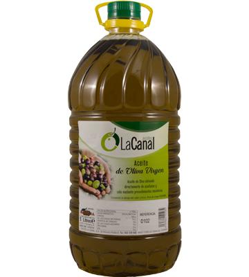 Aceite de Oliva Virgen 360x400