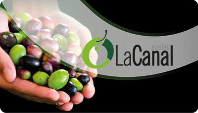 Aceite de oliva virgen extra La Canal 400x228