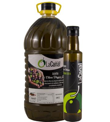 Aceite de Oliva Virgen Extra La Canal